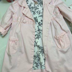 Maggie & Zoe Easter dress/coat 🐣